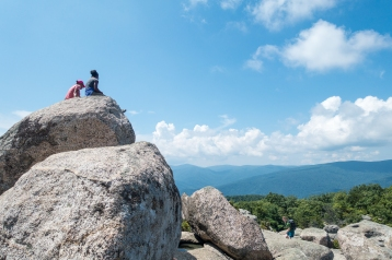 Old Rag with OA