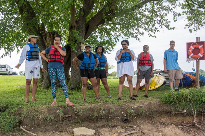 Solomons Island Kayaking and Paddleboarding with Fresco Adventures