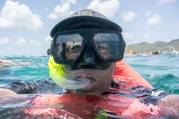 Snorkeling in St. Thomas