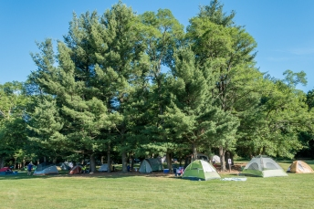 REI Campout at Patuxent River State Park