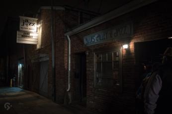 Blues Alley, Washington, DC