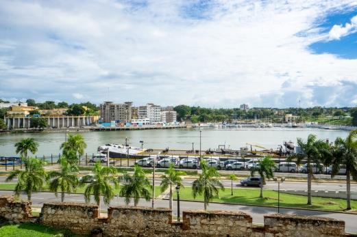 Ozama River, Santa Domingo