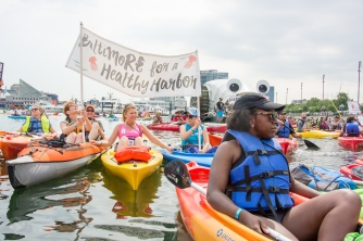 Baltimore Floatilla