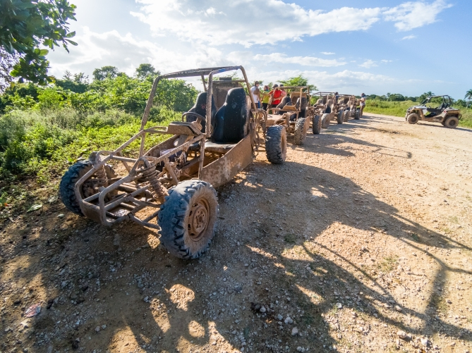 Wild Tiger Buggy Tour