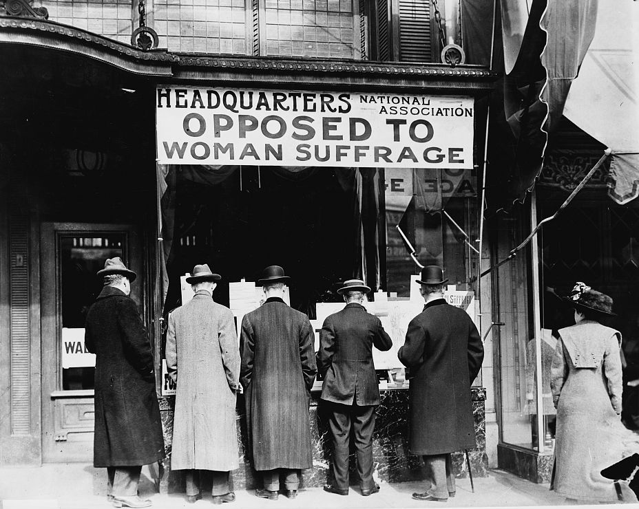 antisuffragists