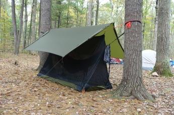 OLe Bull State Park hammock camping